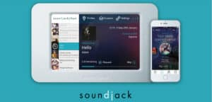 Soundjack music tablet
