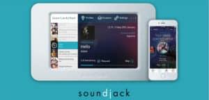 Soundjack music tablet