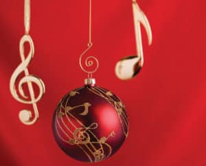Christmas music for pubs and bars