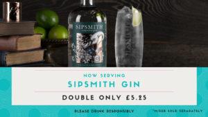 Gin advert