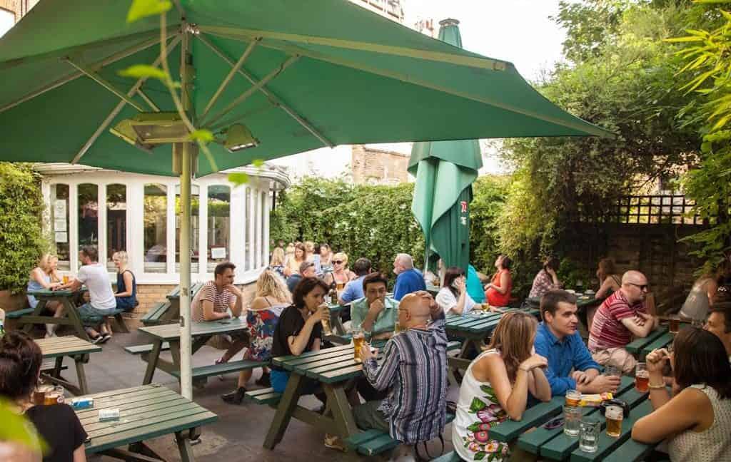 Pub Beer Garden