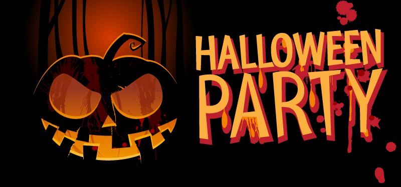 Halloween Party Advert