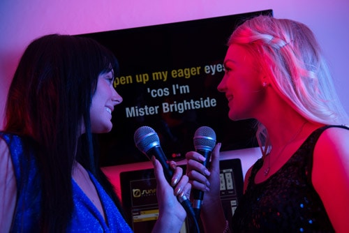 Innstay karaoke