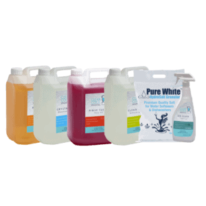 Clear Cool Detergents